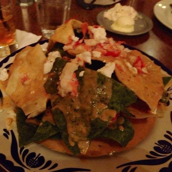 Lobster Nachos - Blue Canyon Kitchen & Tavern - Missoula, Missoula, MT