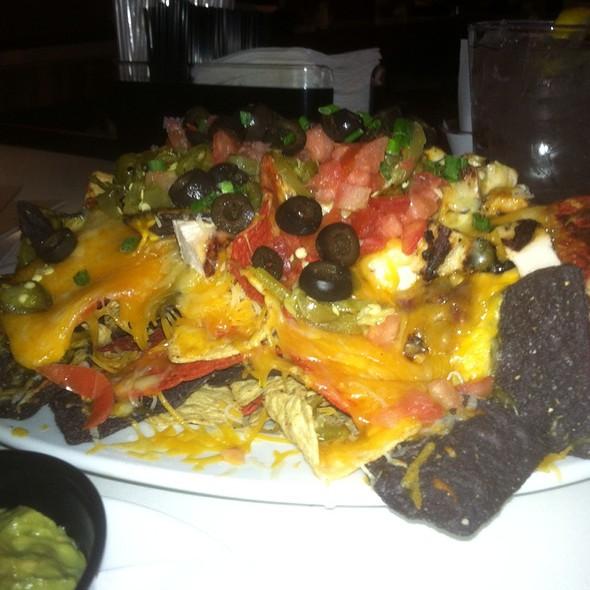 Nachos with Chicken - High Velocity - Indianapolis, Indianapolis, IN
