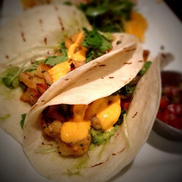 Shrimp Tacos - Urban Eatery, Minneapolis, MN