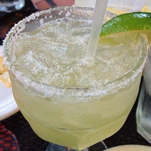 Margarita - Las Palomas Restaurant-Bar, Austin, TX