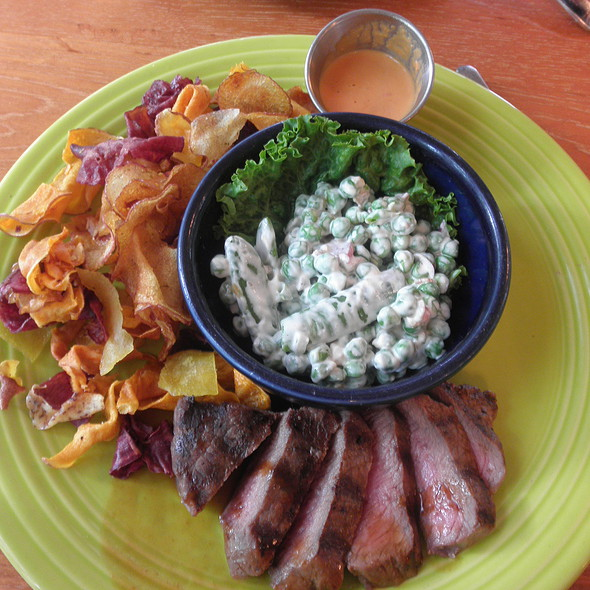 Au Courant Steak Frites - Corner Kitchen, Asheville, NC