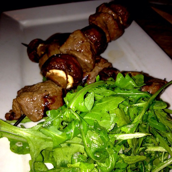 Beef Tenderloin Skewers - Purple Cafe and Wine Bar - Woodinville, Woodinville, WA