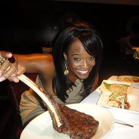 Tomahawk Steak - III Forks Austin, Austin, TX