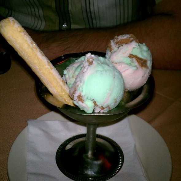 Spumoni Ice Cream - Nino's - Atlanta, Atlanta, GA