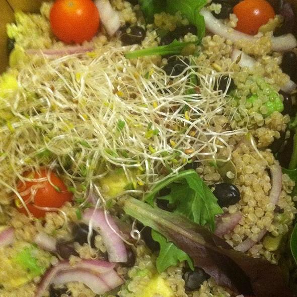 Southwestern Quinoa  - Organic Grill, New York, NY