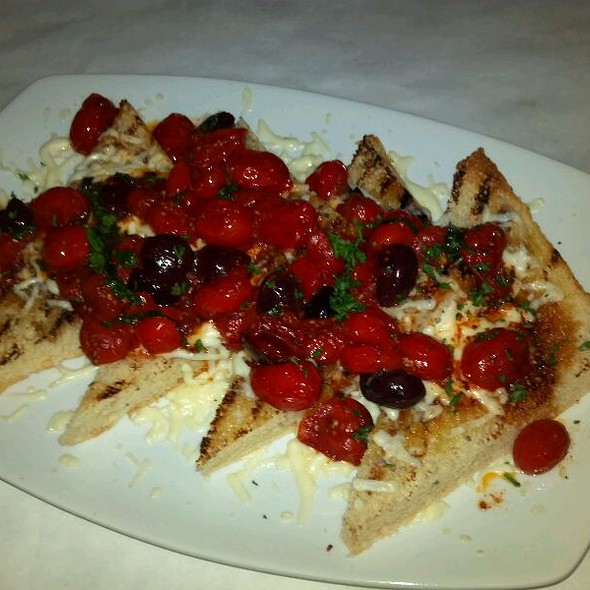 Bruschetta - Amerigo - West End, Nashville, TN