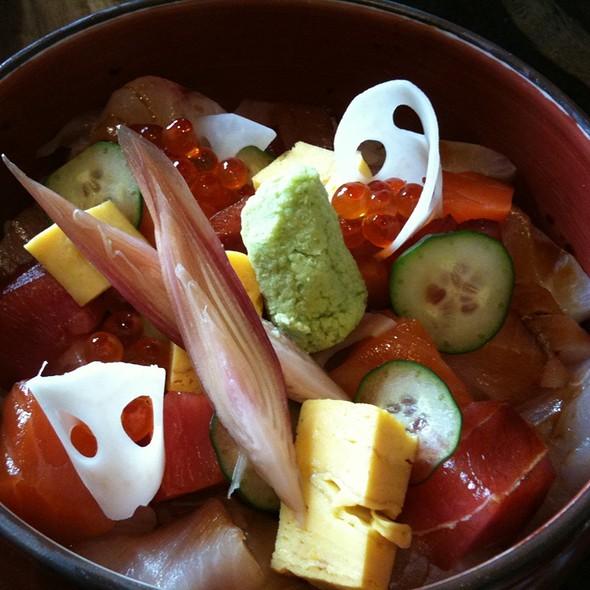 Chirashi Sushi - Morimoto - Napa, Napa, CA