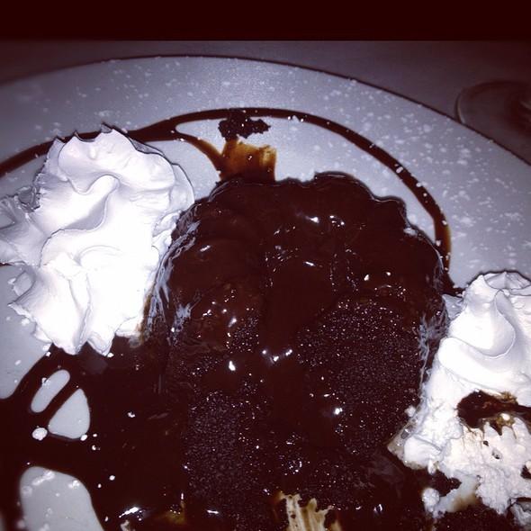 Chocolate Lava Cake - Villa Napoletana, East Longmeadow, MA