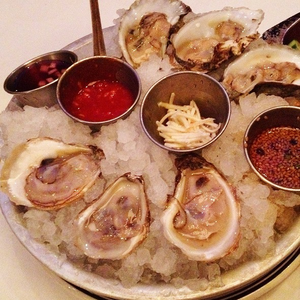 Beau Soleil And Chincoteague Oysters On The Half - Oceanaire Seafood Room - Atlanta, Atlanta, GA