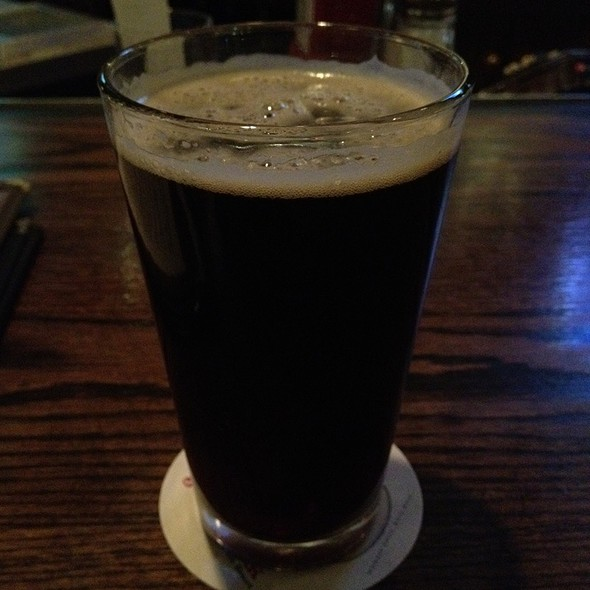Pumpkin Porter - John Harvard's Brewery and Ale House, Framingham, MA