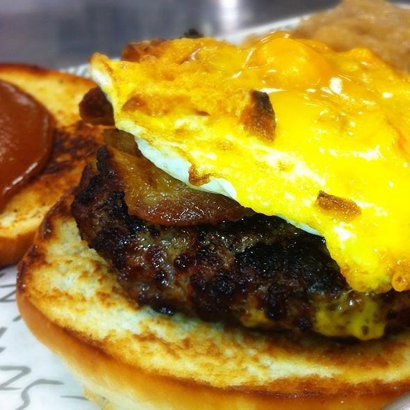 Burger - Park 75, Atlanta, GA