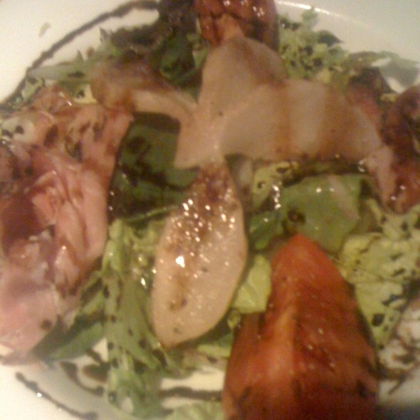 Pear And Proscuitto Salad - The Northside Social, Indianapolis, IN
