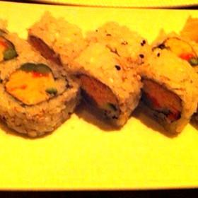 Poprock Spicy Shrimp Roll - Yellowtail - Bellagio Hotel, Las Vegas, NV