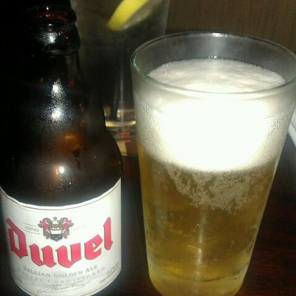 Duvel Golden Ale - Tommy Bahama Restaurant & Bar - Sandestin, Miramar Beach, FL