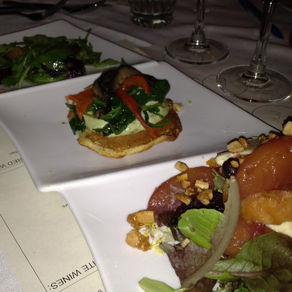 Vegetarian Appetizer Trio - The Washington House - Pennsylvania, Sellersville, PA