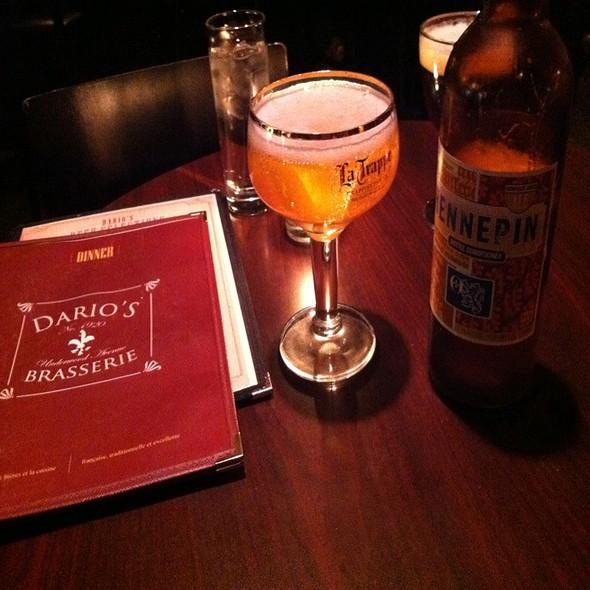 Ommegang Hennepin - Dario's Brasserie, Omaha, NE