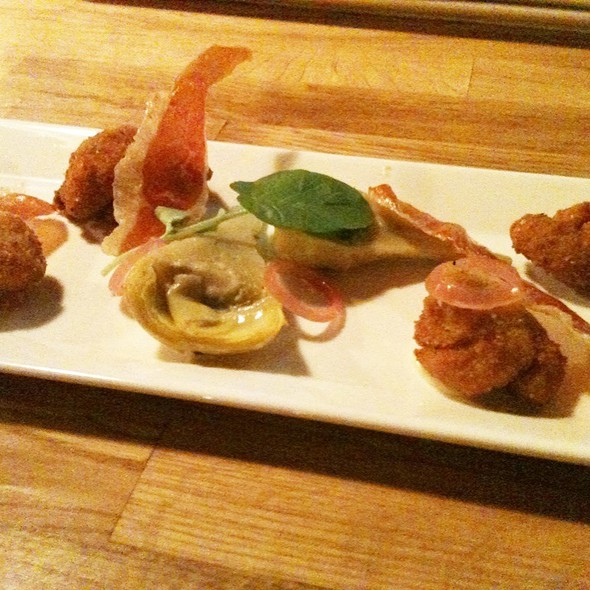 Crispy Sweetbreads - Campagnolo - Toronto -  Permanently Closed, Toronto, ON