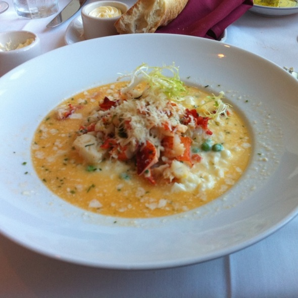 Lobster Risotto - French Hound Brasserie, Leesburg, VA