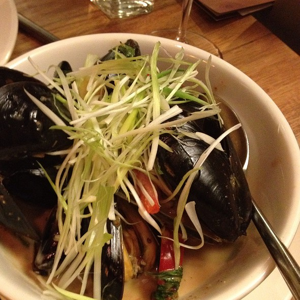 Mussels - Wild Ginger - Bellevue, Bellevue, WA