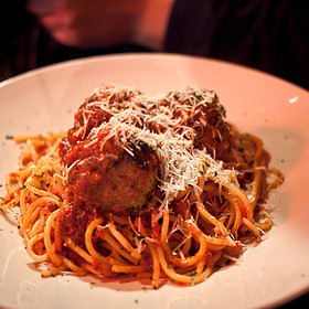 Spaghetti and Meatballs - Gravy, Raleigh, NC