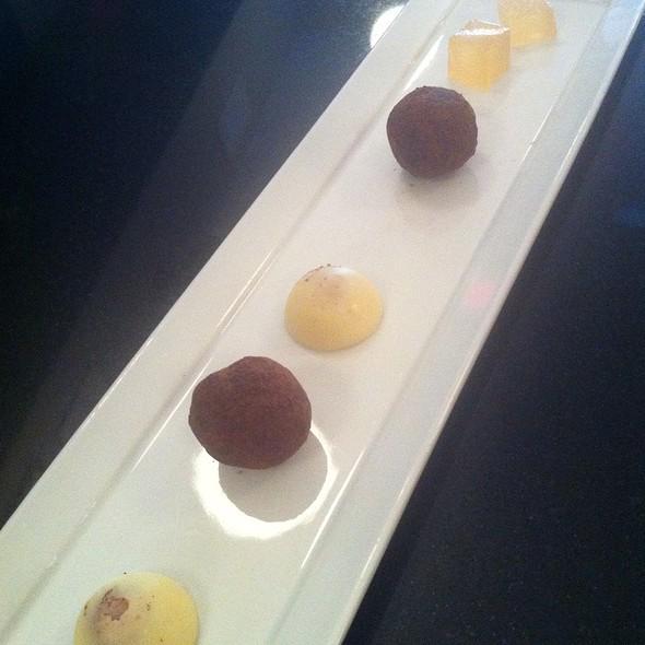 Chocolate Truffles - Vinoteca, Washington, DC