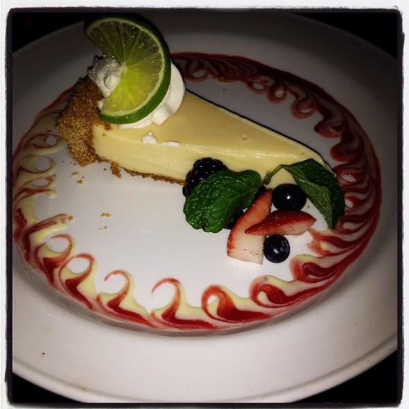 Key Lime Pie - La Griglia - Houston, Houston, TX
