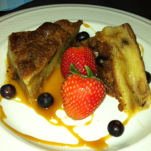 Smores Bread Pudding - Liberty Tavern, Omaha, NE