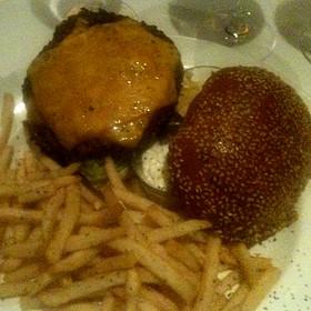 Prime Burger - Del Frisco's Double Eagle Steak House - Houston, Houston, TX