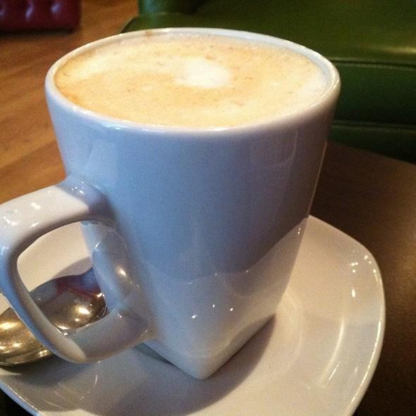 Cappuccino - Gizzi's, New York, NY