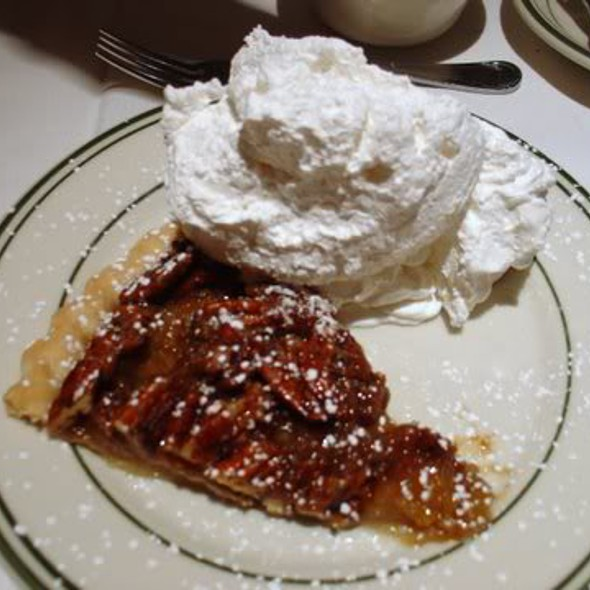 Pecan Pie - Ben and Jack's Steakhouse 44th Street, New York, NY