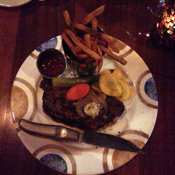 Painted Hills All Natural New York Strip Steak - Manuel's Bread Cafe, North Augusta, SC