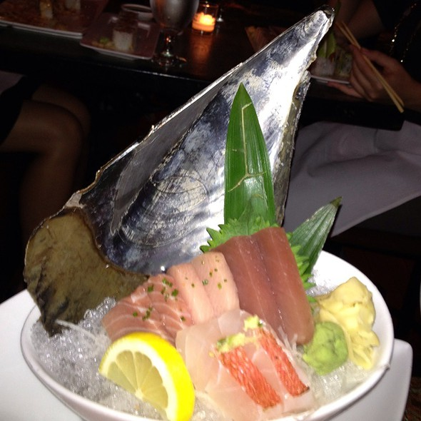 Chef Special Sashimi Platter - Feng Chophouse, Hartford, CT