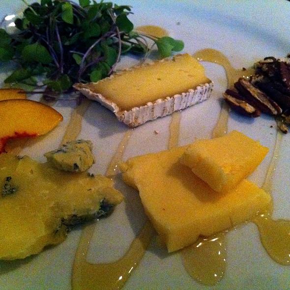 Cheese Plate - Cipollina, Austin, TX