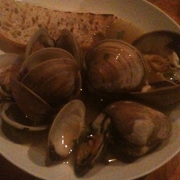 Sneads Ferry Little Neck Clams - Catch - Modern Seafood Cuisine, Wilmington, NC