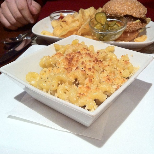 Truffled White Macaroni & Cheese - Kil@Wat, Milwaukee, WI