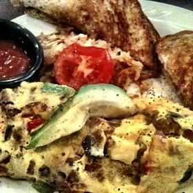 Omelet - TEN at the Eldridge, Lawrence, KS