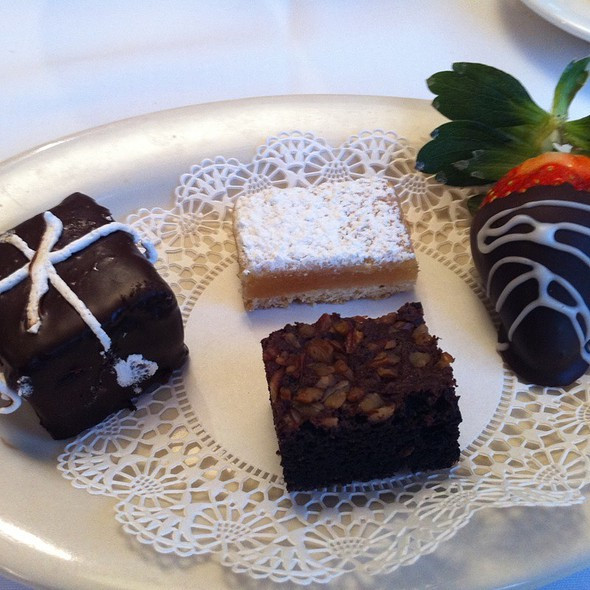 Desserts - City Cafe, Dallas, TX
