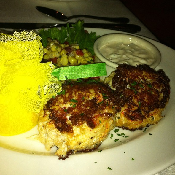 Lobster and Crab Cakes - The Capital Grille - Charlotte, Charlotte, NC