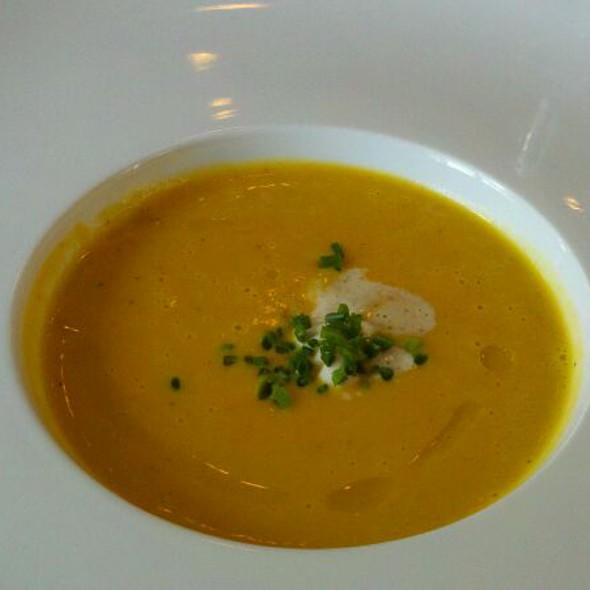 Butternut Squash Soup - Latitude 41, Columbus, OH