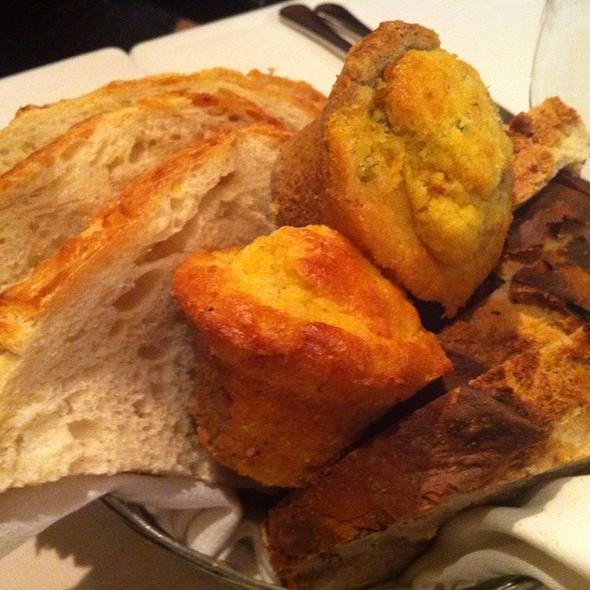 Assorted Breads - Mesa Grill - Caesars Palace Las Vegas, Las Vegas, NV