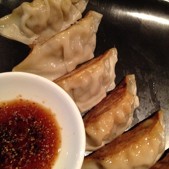 Gyoza - Benihana at Fairmont Royal York, Toronto, ON