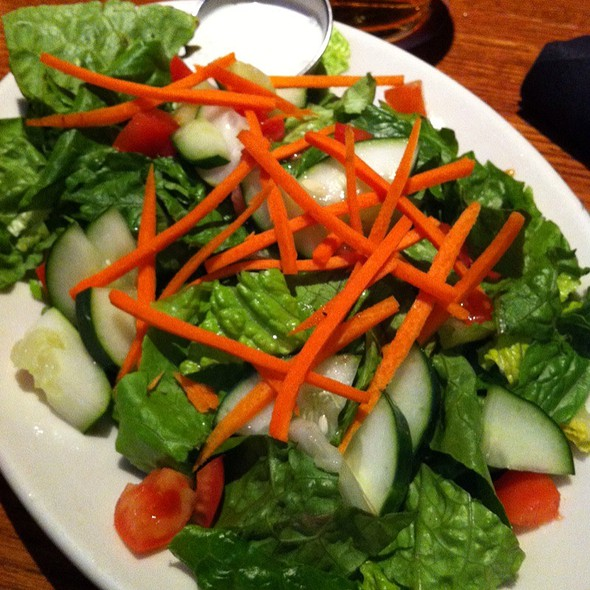 Side Salad - Rock Bottom Brewery Restaurant - Cincinnati, Cincinnati, OH