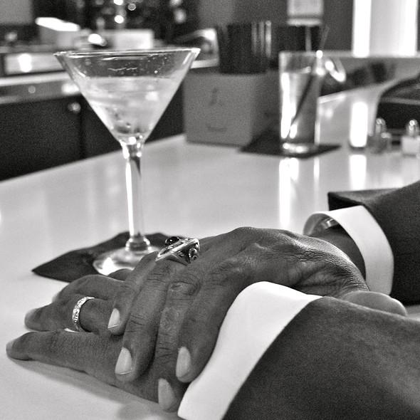 Grey Goose Martini - Due Amici, Columbus, OH
