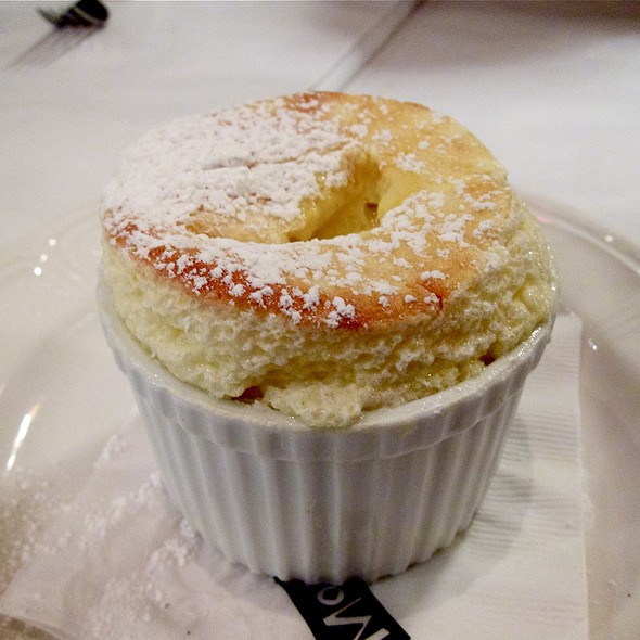 Frangelico Souffle - Mon Ami Gabi - Oak Brook, Oak Brook, IL