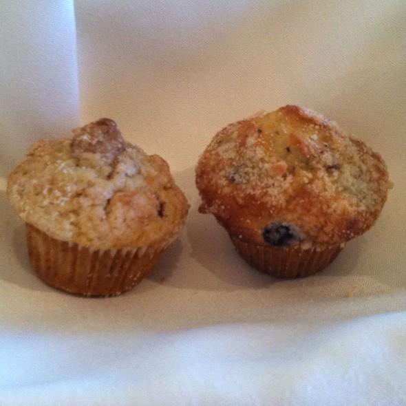 Muffins - Lulu's Creperie, Laguna Hills, CA