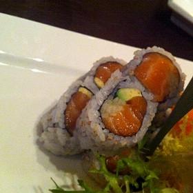 Salmon Avocado Roll - Osaka Japanese Sushi and Steakhouse, Brookline, MA