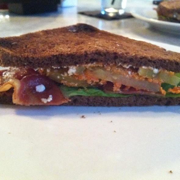 Blfgt Sandwich - Capdeville, New Orleans, LA