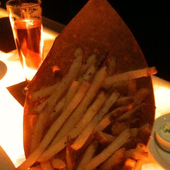 Lola Fries - Lola - A Michael Symon Restaurant, Cleveland, OH