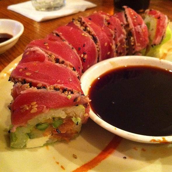 Crazy Tuna Roll - Kona Jack's Fish Market & Sushi Bar, Indianapolis, IN