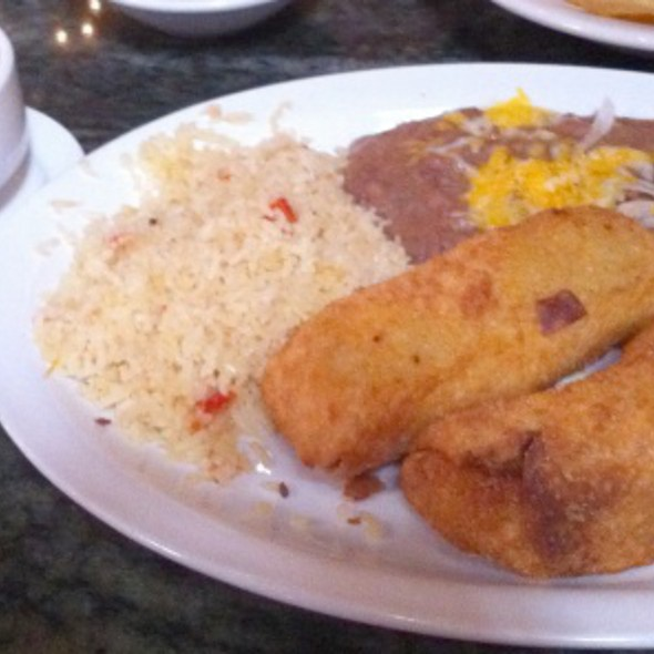 Chile Rellenos - La Loma, Denver, CO